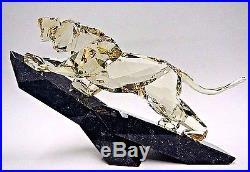 Tiger Soulmate Gold Golden 2016 Swarovski Crystal #5136842