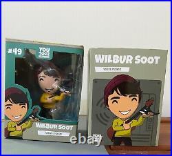 Wilbur Soot Acoustic Orca Youtooz #49
