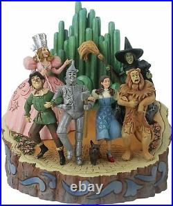 Wizard of Oz Carved by Heart by Jim Shore 6005078